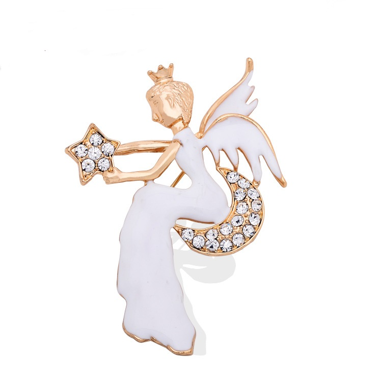Angel Dress Brooch